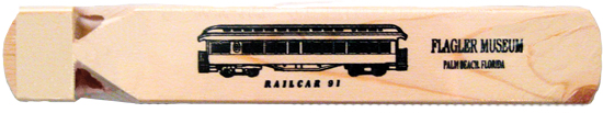 Railcar No. 91 Train Whistle