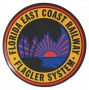 Florida East Coast Pin