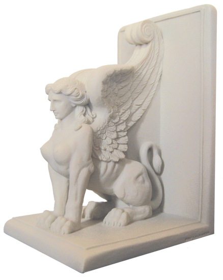 Sphinx Bookend