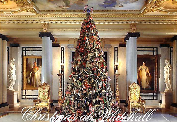 Whitehall Christmas Cards