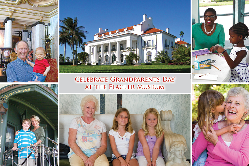 Grandparents Day 2011 Postcard front