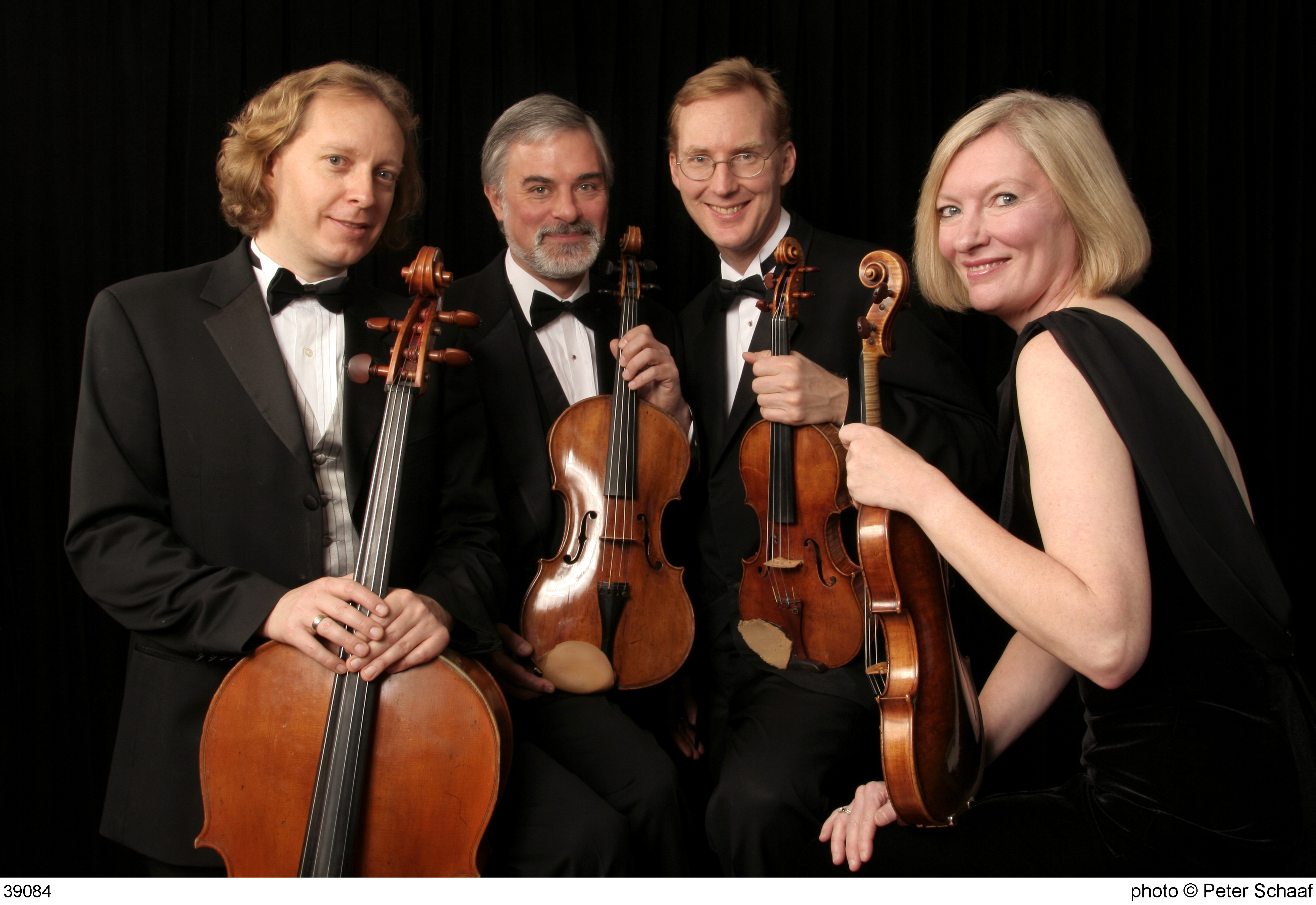 American String Quartet 2 credit Peter Schaaf