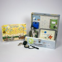 "Everglades Explorer Kit with book ""The Last Egret"""